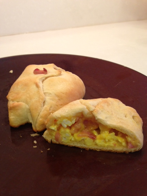 Easy breakfast pockets rocking lion i was just a kiddo it was in a book of childrens recipes my mama got for me the book is long since gone but i still love this for breakfast forumfinder Choice Image